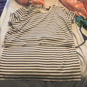 Shirt and skirt set